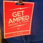Get Amped - Feb. 1st, 2013 - ZÜRICH